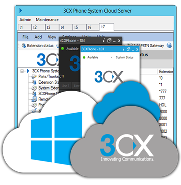 3CX Free PBX Edition - Upgrade to Enterprise Edition Annual 8SC